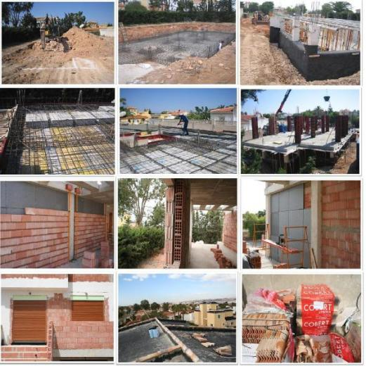 Villa torrevieja new build for A frame house characteristics